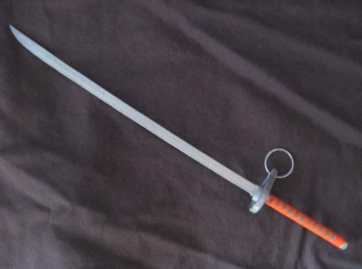 Katana 16 3d printed A painted example of this sword.