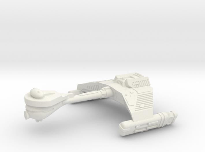 3125 Scale Klingon F5WK Refitted War Destroyer WEM 3d printed
