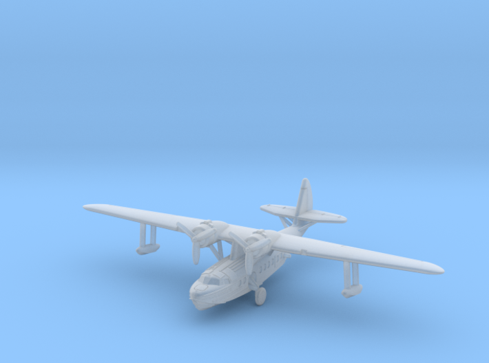 Sikorsky JRS-1 1/285 & 1/288 scale with u/c down 3d printed