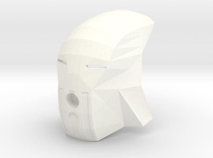 Kanohi Matatu (without eye-lens) 3d printed