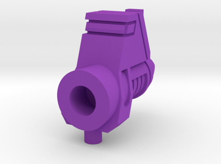 Galvatron Cannon Pt 1 3d printed