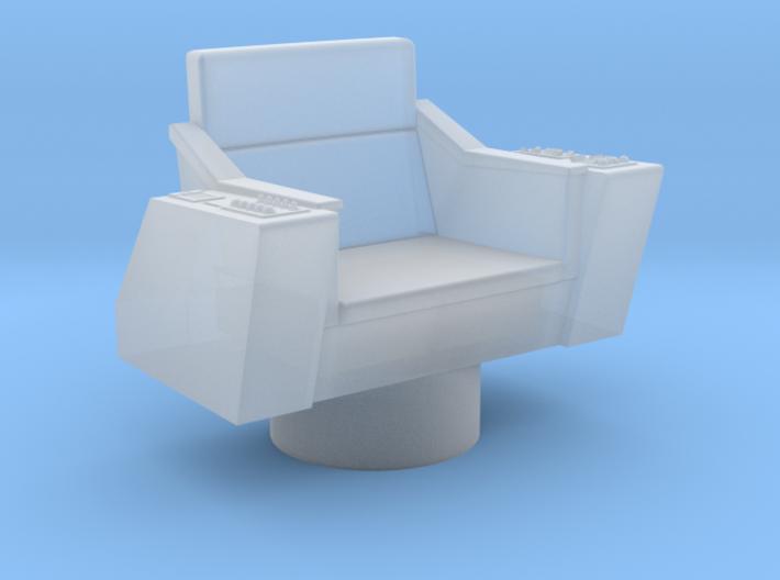 Bridge - Captain's Chair 32a (Model) 3d printed