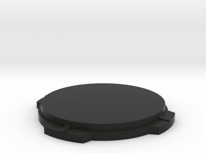 Quadlock Plug 3d printed