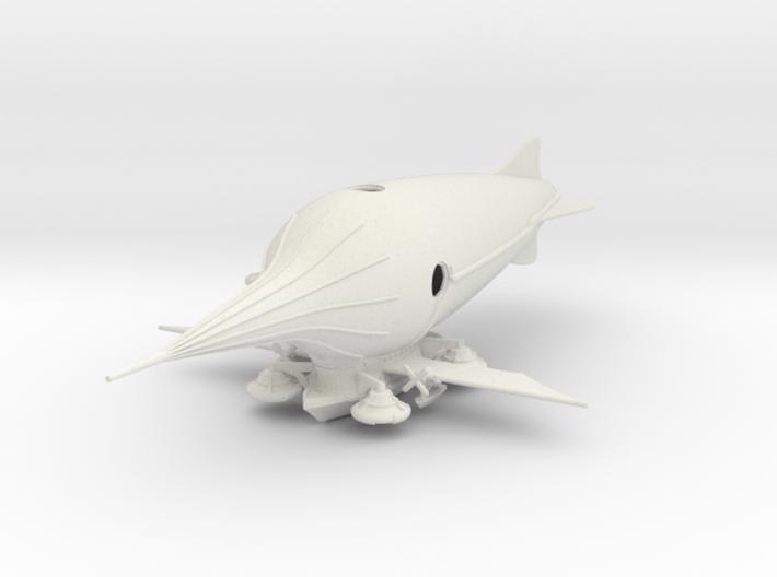 1/700 Aeronautical Development 3d printed