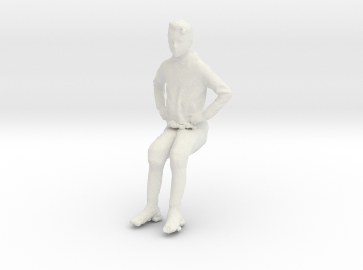 Printle C Kid 242 - 1/32 - wob 3d printed