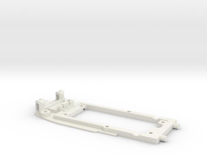 Chassis for Scalextric Ferrari 312 T3 (F1) 3d printed