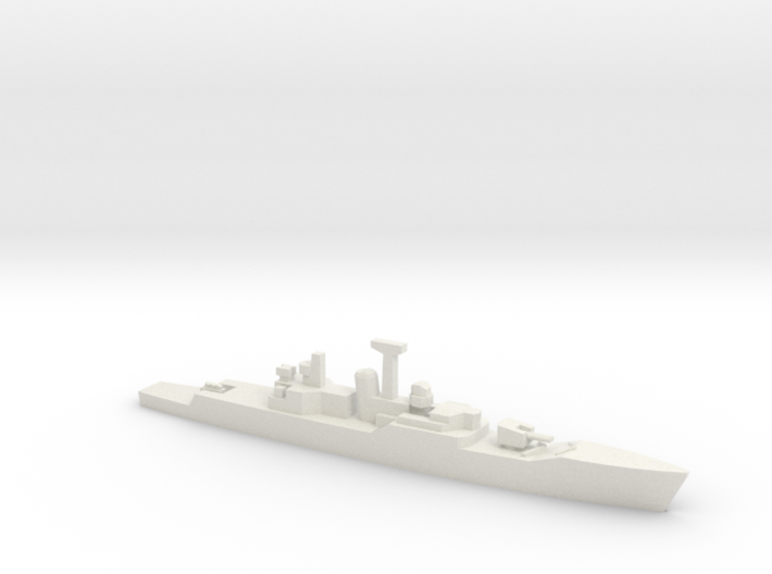 Rothesay-class frigate (1969), 1/1250 3d printed