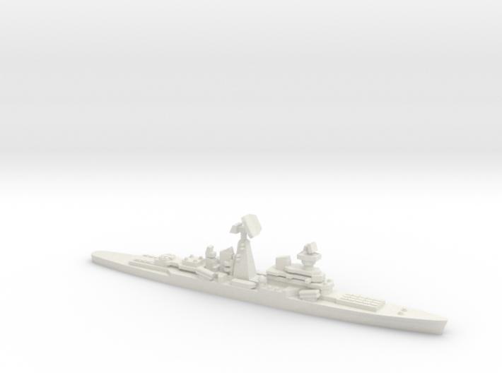 Missile Cruiser Dzerzhinsky (Never Were), 1/1800 3d printed