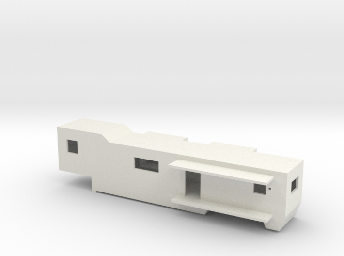 Office Trailer 3d printed