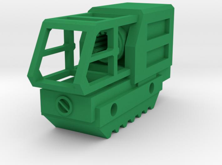 SSF Flash Hider (14mm Self-Cutting) 3d printed