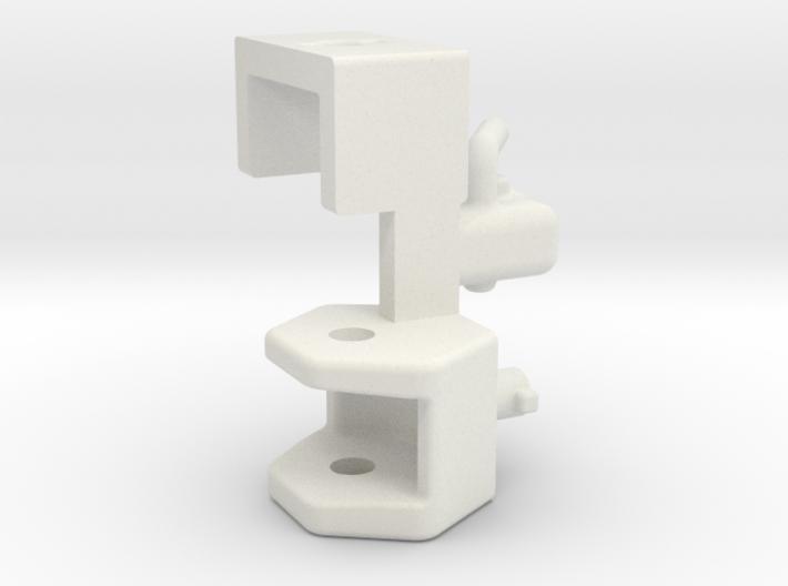 Zugmaul Anhängerkupplung 3d printed