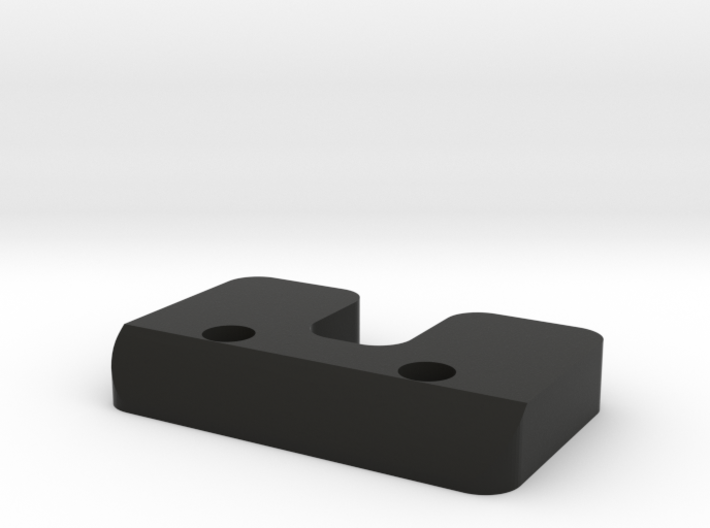 Tamiya TRF419X rear carpet Brace 3d printed Available in black strong and flexible