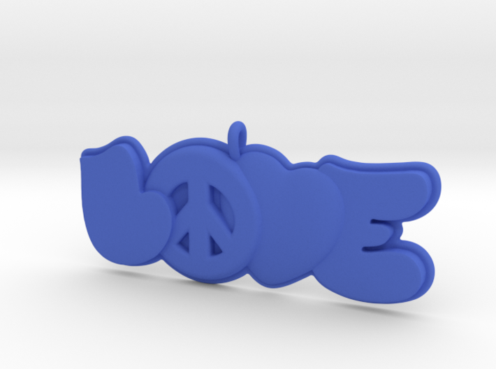 45 - LOVE- ICONS 3d printed
