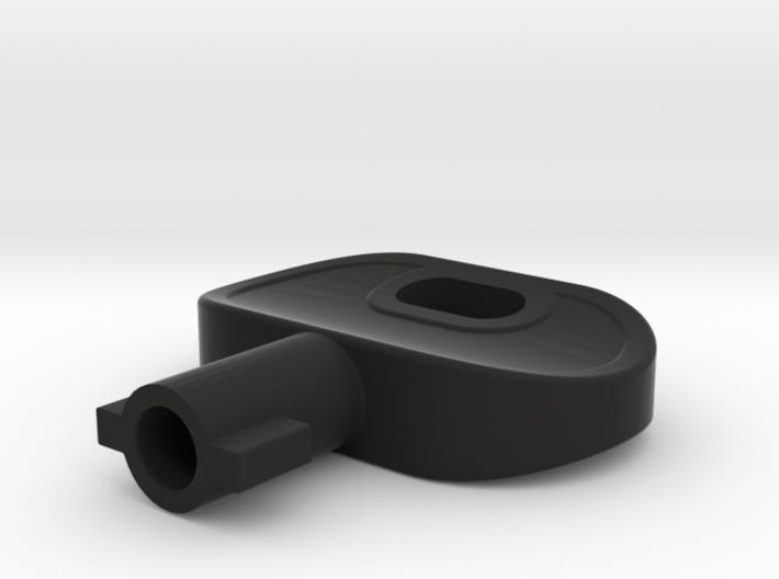 ABB-KEY 3d printed