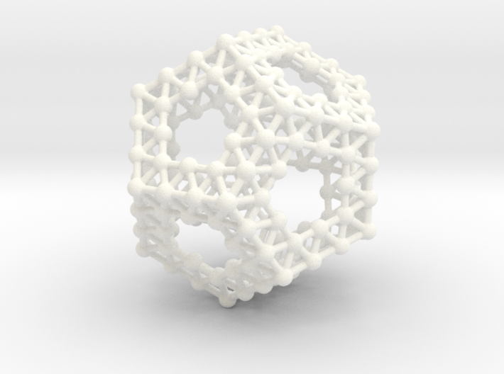 Dodecahedronium 3d printed
