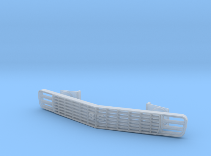 """RSSS Grille Center 1/12 w/ """"SS"""" 3d printed"""