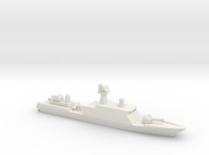 Gumdoksuri-class patrol vessel, 1/1250 3d printed