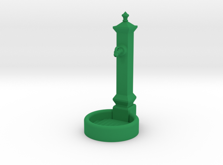 Drink Fountain 3d printed