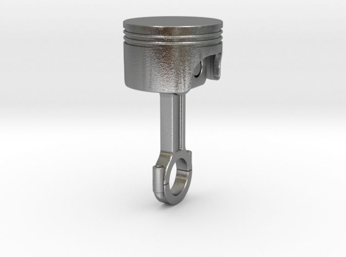 Assembly Piston 30 mm 3d printed