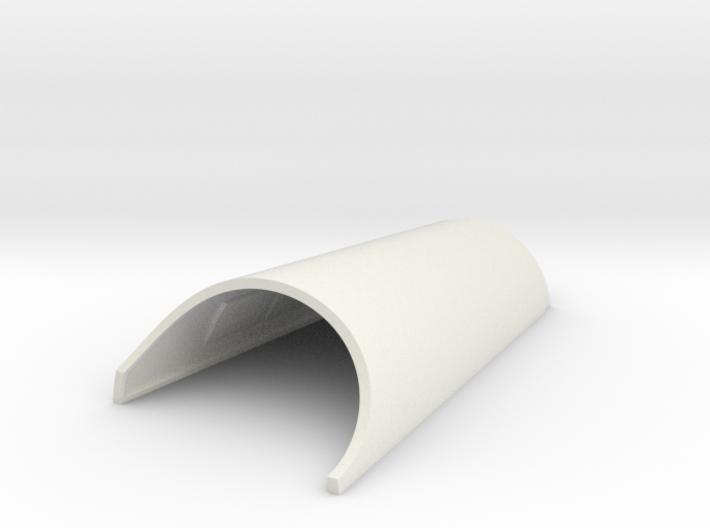 Modular Gauntlet System - Left Bottom 3d printed