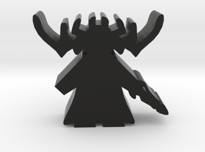 Game Piece, Goddess of Death 3d printed