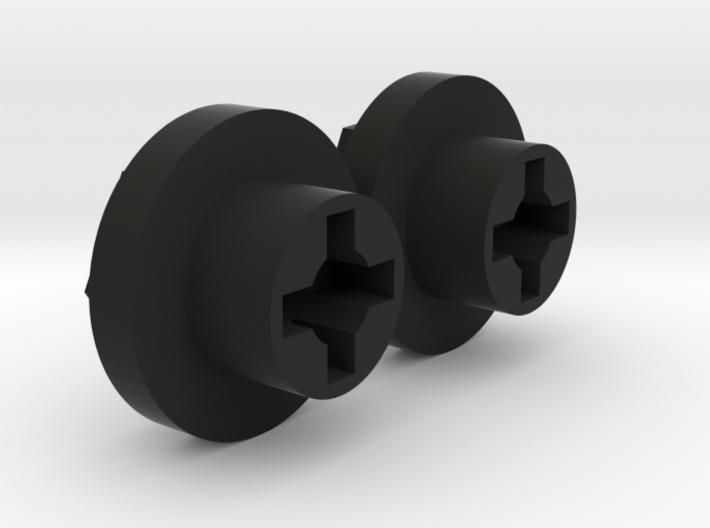 Drive Wheel Hex adapter Hunter/Galaxy 3d printed