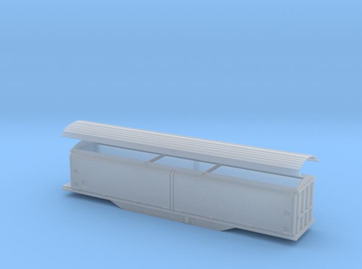RhB Hai-tvz 3d printed
