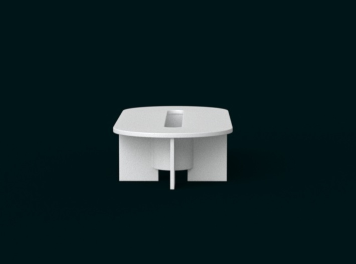1-10 Scale Model - Table 05 3d printed