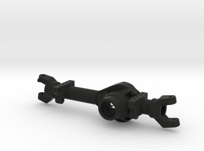 TMX Offroad Axle - Front Right Leaf for RC4wd 3d printed