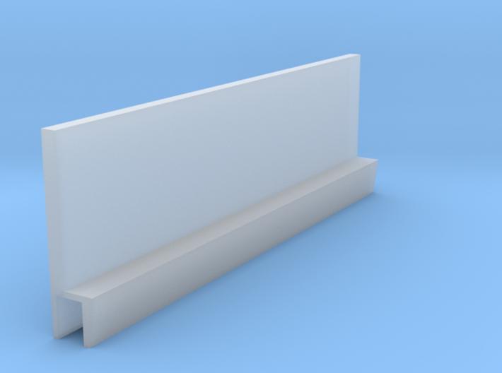 Profil 50mm Waggon-Sitzbank einfach hoch FUD/FED 1 3d printed