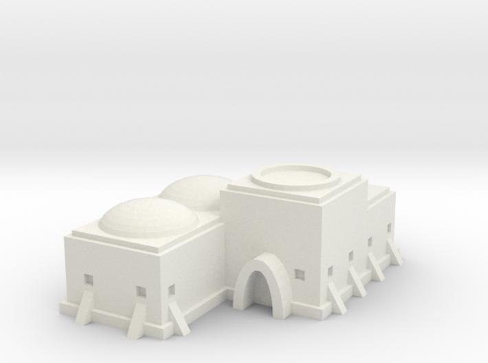 Tatooine Building 1 3d printed