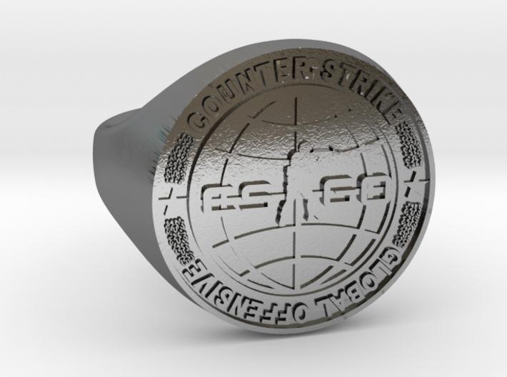 CS:GO Ring 3d printed