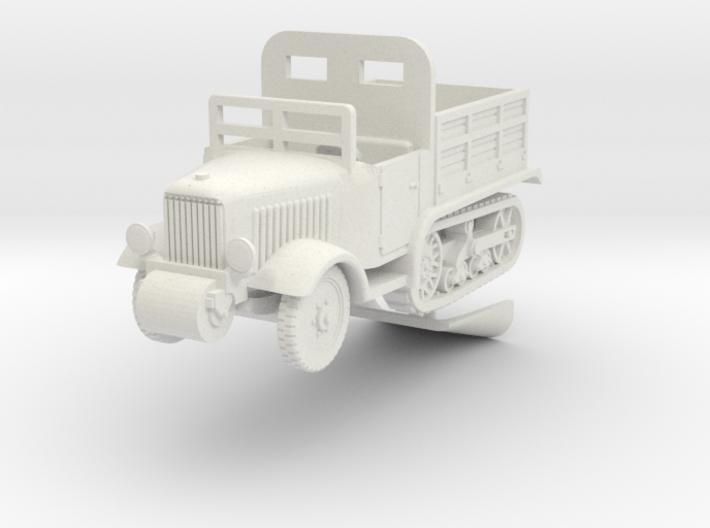 1/87 Pionierwagen Unic P.107 3d printed
