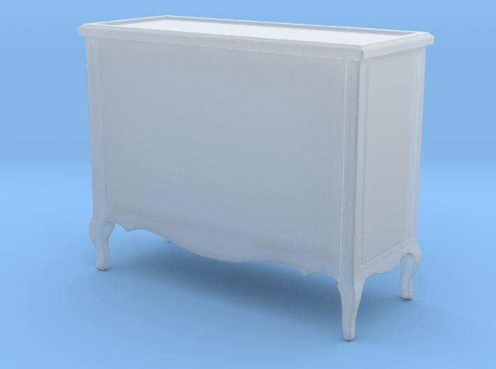 Printle Thing Chest of Drawers 01 - 1/72 3d printed