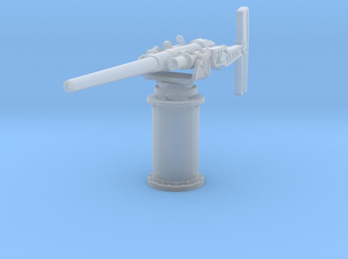 1/72 RN QF 3 pounder (46mm) Hotchkiss 3d printed