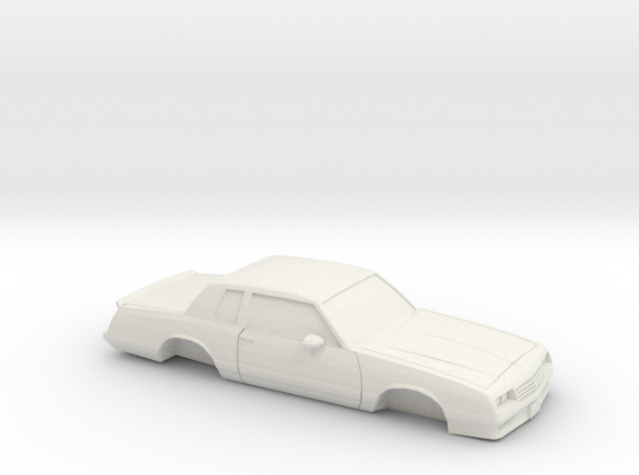 1/32 1987Chevrolet Monte Carlo SS 3d printed