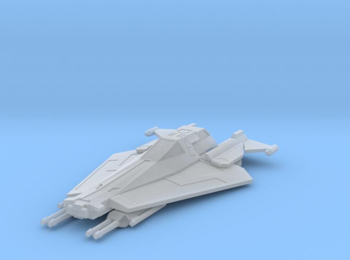FlashFire Republic Scout QLC RP PD (1/270) 3d printed