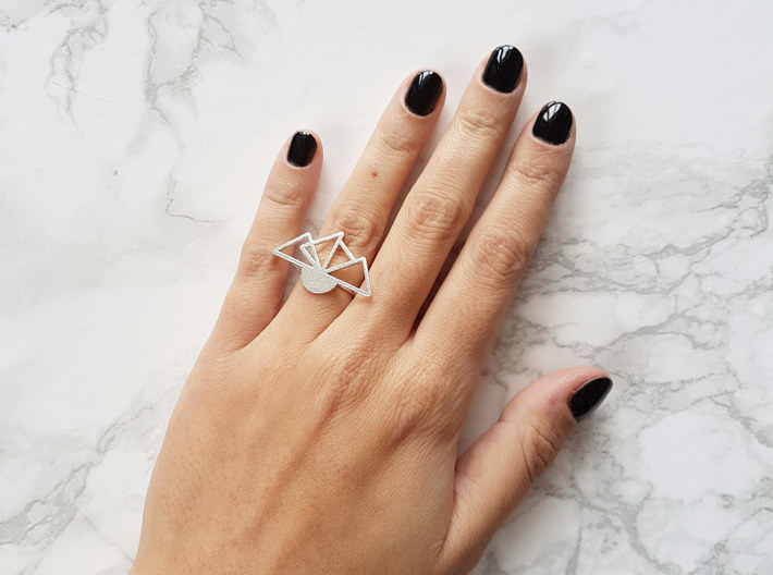 Bague Manon | Manon Ring 3d printed