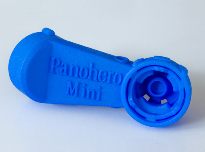 Panohero Body-Mini 3d printed Panohero Body-Mini