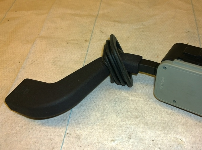 Lotus Elise Wiper Stalk +50 mm 3d printed fit boot and new stalk to switch