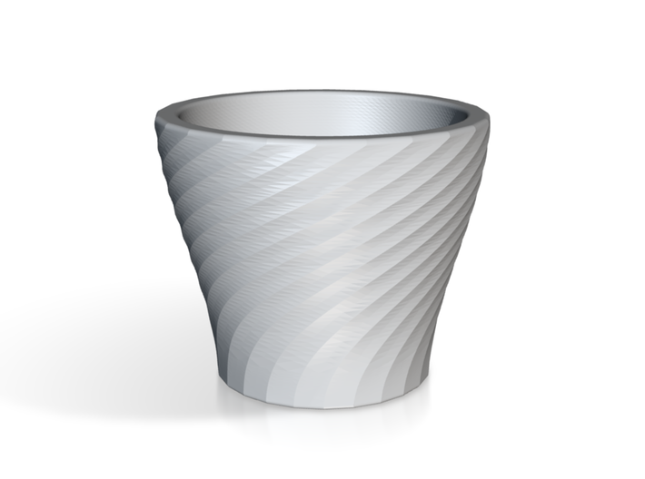 Espresso coffee cup 24 _ II 3d printed