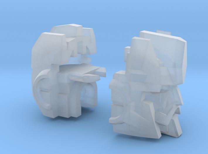 Load Bearer Ambus Head 3d printed