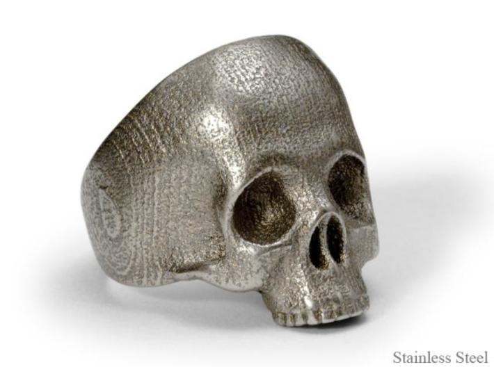 H. sapien: skull 3d printed Description