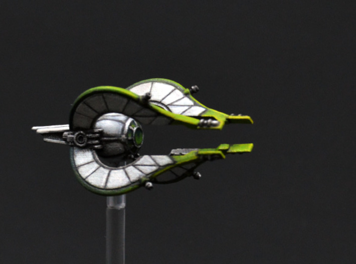 Chiss Nssis-Class Clawcraft 1/270 3d printed