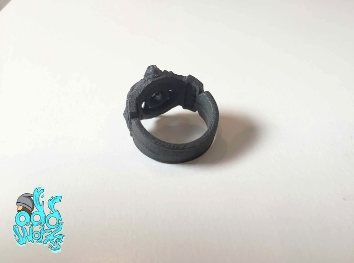 final fantasy Ring Of The Lucii 3d printed