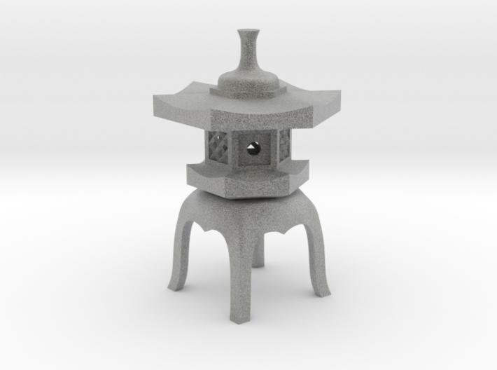 Yukimi-doro 3d printed