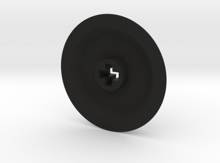 Medium-Small Thin Wheel - Solid 3d printed