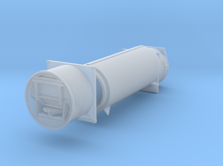 Pressmüllcontainer (N 1:160) 3d printed