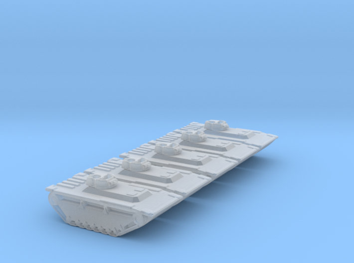 1/285 Scale LTVP4T Set of 5 3d printed