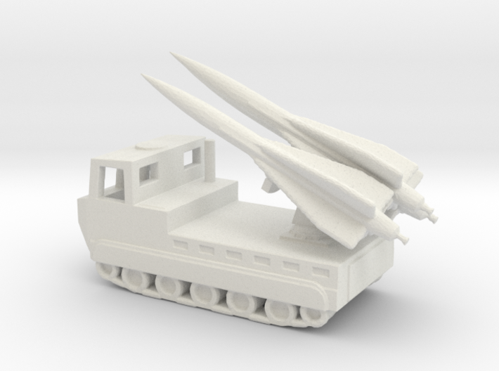1/200 Scale M727 Hawk Missile Launcher 3d printed
